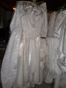 ad # two BIG SALE ON WEDDING DRESSES