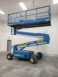 Upright SL30 Scissorllift for Rent or Sale