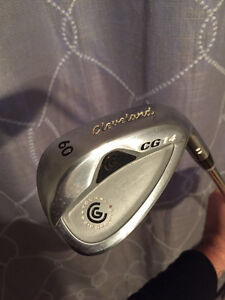 Used Cleveland CG14 - 60 degree wedge