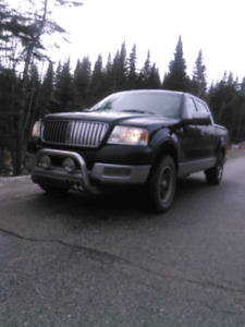 2006 lincoln mark lt 4x4 loaded 5000$