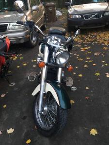 Honda Shadow ACE 750