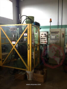 BLOW MOLDING MACHINE - EXTREMELY GOOD CONDITION - BEKUM BAE-1