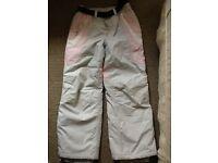 Ski trousers -girls