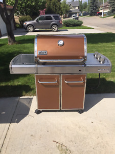 Weber Genesis Limited Edition Barbecue