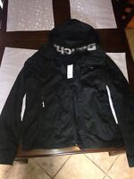 XL BENCH coat , brand new tags on