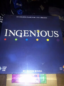Ingenious Board Game New