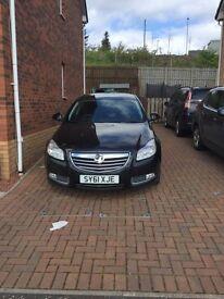 2011 (61) 1.8L Vauxhall Insignia Exclusiv petrol 5 door hatch