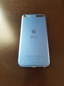 iPod touch 6th Gen, 64 GB.