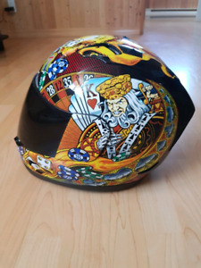 Helmet Icon Aliance Lucky Lid