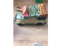 Teenage mutant ninja turtles turtle truck
