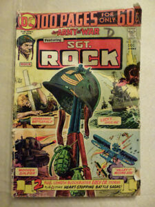 Our Army at War featuring Sgt. Rock