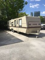 1988 conquest by golfstream bunkhouse 33ft
