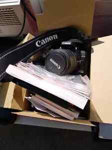 Canon Rebel XTI Digital SLR Camera