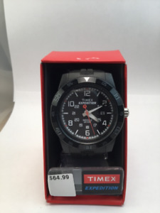 Timex T498319J Expedition Watch new in box