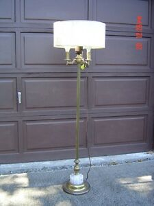 Antique Floor Lamp 1950's