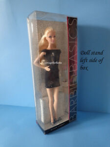 Barbie Basics Black Label Collection 001 Model No 01 Blonde NEW
