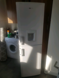 Beko fridge freezer defrost free tall 1.8 m