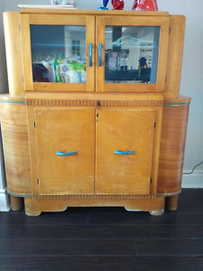 50's Retro Hutch / Bar / Storage Unit
