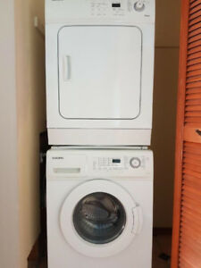 Apartment Size Washer & Dryer