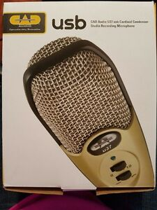 CAP AUDIO USB Studio Recording Microphone