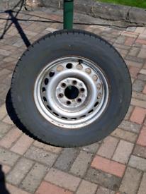 Spare wheel Mercedes Sprinter