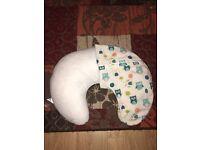 Dreamgenii nursing feeding breastfeeding pillow