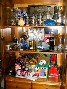 Lots of Collectibles Dishes Coca Cola Etc