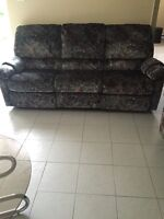 Love seat and couch for sale!