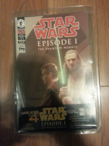 Star Wars Episode I Darkhorse mini-series