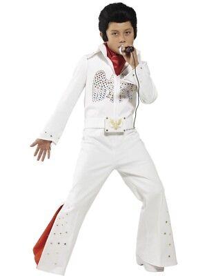 Elvis Presley Kinderkostüm Elvisanzug American Eagle Kinder ()