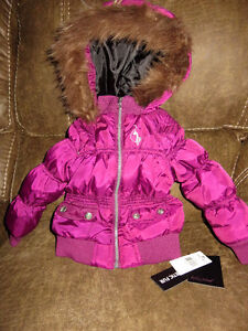 New with tags Baby Phat jacket, 2T