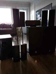 Home theater for sale!