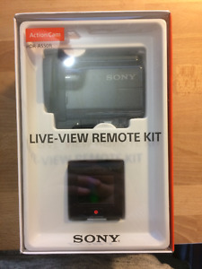Sony Action Cam HDR-AS50R Live Remote Kit NEUF