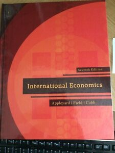 INTERNATIONAL ECONOMICS SEVENTH EDITION