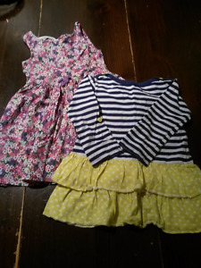 3t toddler dresses