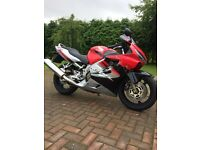 CBR 600F (swap for a van)