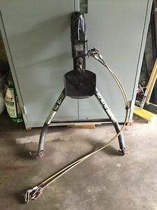 Tow bar for RV