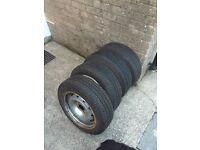 4x citroen berlingo tyres