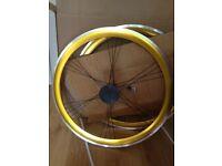 Wheel sets on sale ! 700c 24 spokes style triple wall