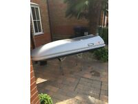 Thule roofbox and Exodus roofbox 480ltr