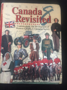 Canada Revisited History Textbook: 8