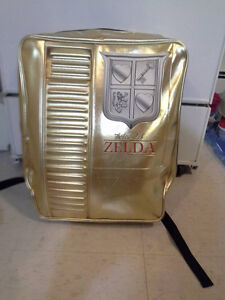collectors zelda gold cartridge backpack