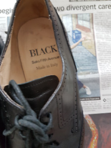 BRAND NEW SACKS ON FIFTH AVENUE MENS SHOES MADE