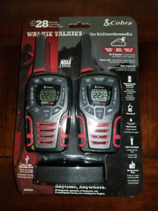 Cobra Walkie Talkies ACXT545