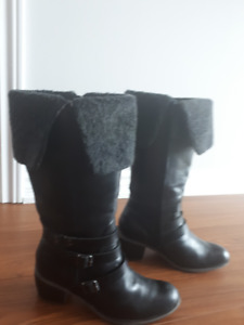 Leather boots/winter boots