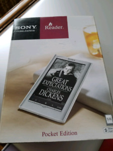 SONY E-READER  - PRS - 350 Pockmet Edition