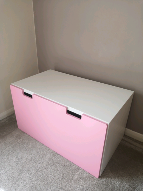 Pleasing Ikea Toy Box Bench With Drawer Storage In Middleton Manchester Gumtree Gmtry Best Dining Table And Chair Ideas Images Gmtryco