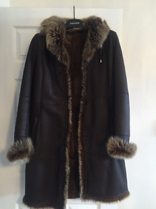 Sheepskin Coat | Kijiji: Free Classifieds in Winnipeg. Find a job