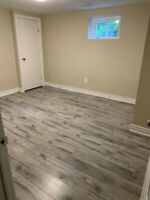 BASEMENT FINISHED IN THREE WEEKS!!!