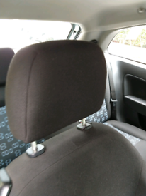 Four Headrests for MK 6 Ford Fiesta ***NOW REDUCED To £10!!!***